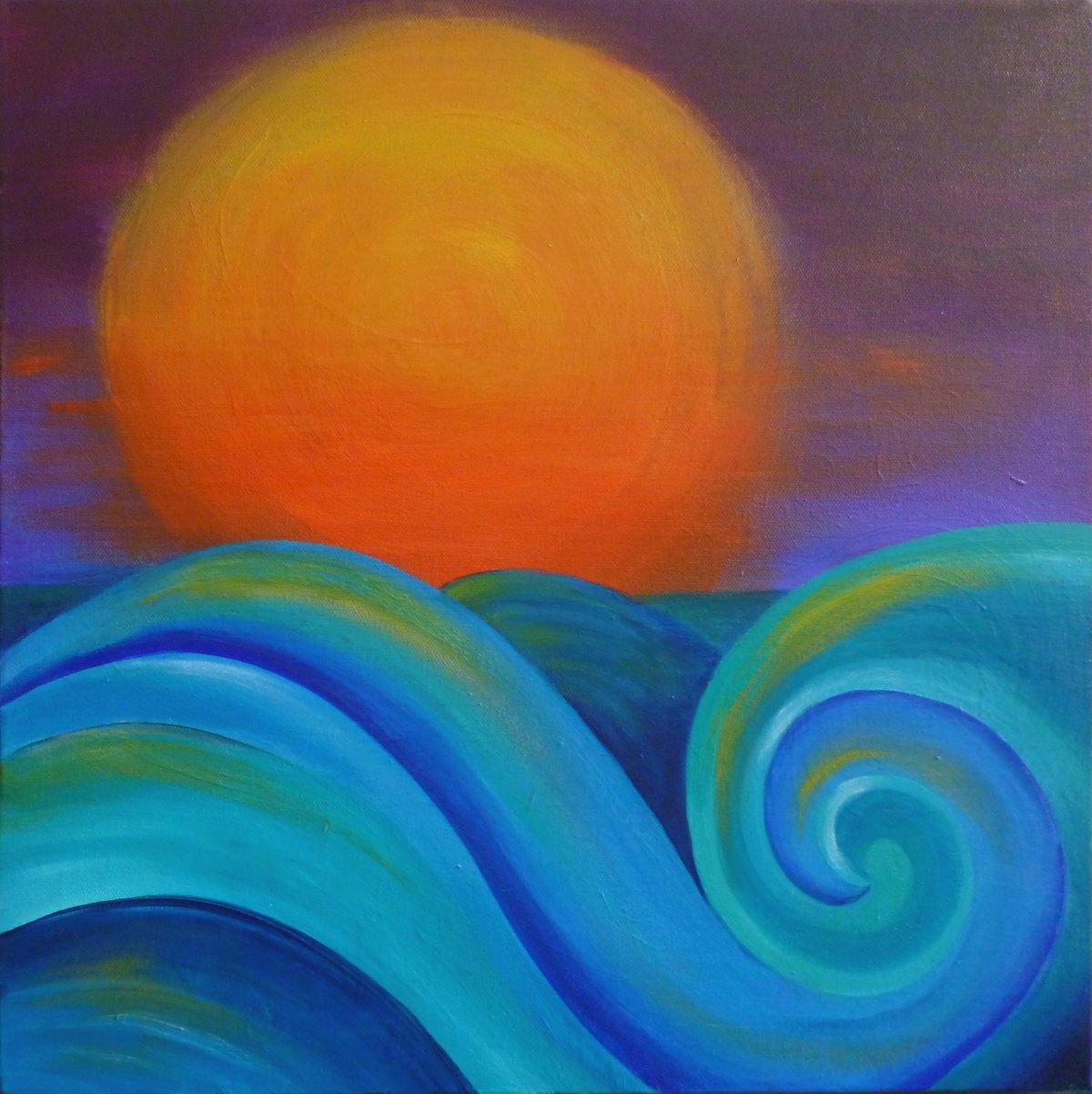 Sun Surf #4