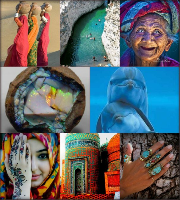 Inspiration Collage Reina Cottier Art