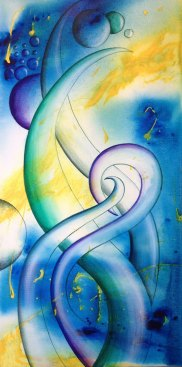 blue sway