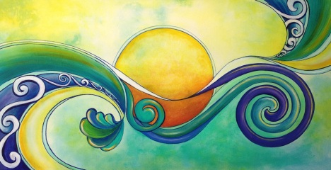 Surf Sun Spirit