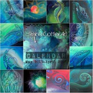 Calendar cover 15-16