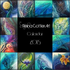 Calendar cover 2015