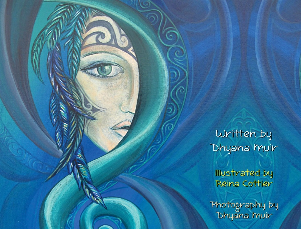 The Dreamcatcher A Childrens Book By Reina Cottier Dhyana