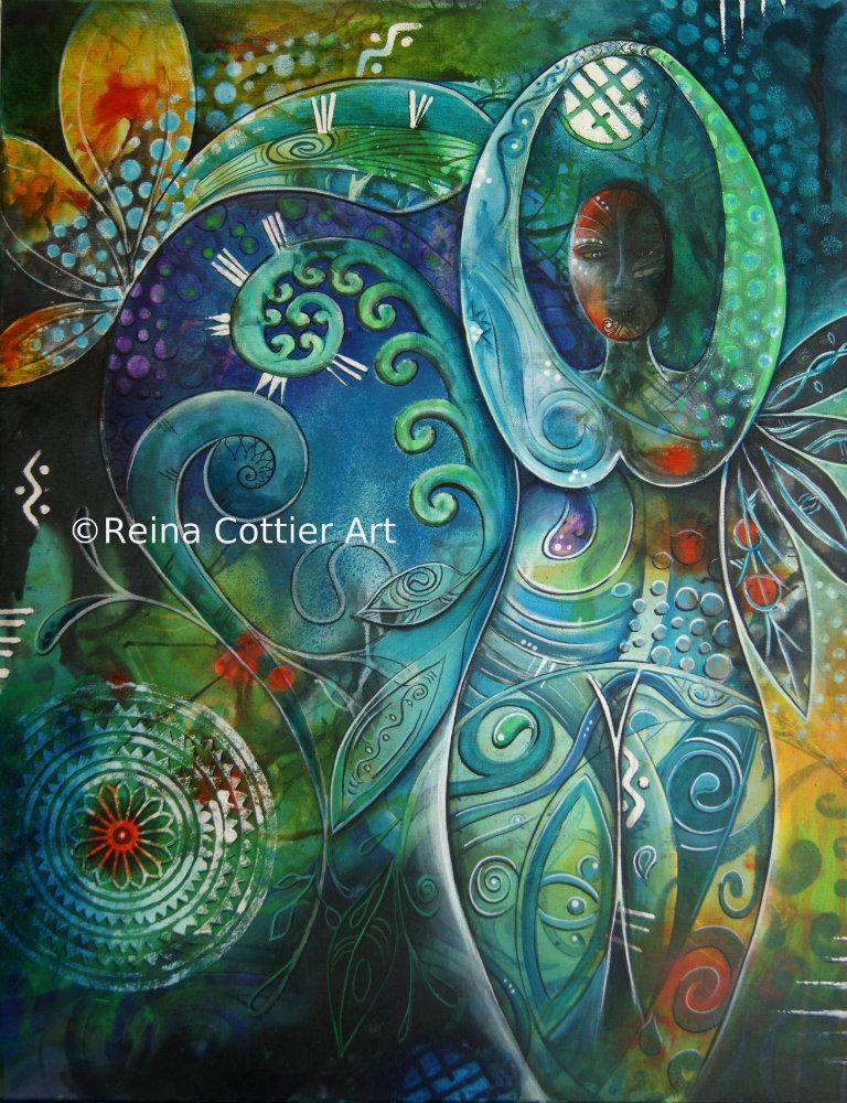 Inner Goddess One  sig 1000